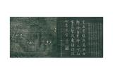 Shangji (Setting Up the Loom) From, 'Yuti Minhua Tu', C.1765 Giclee Print by Guan Cheng Fang