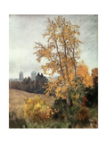 The Fall Giclee Print by Isaak Ilyich Levitan