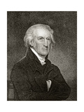George Clymer, Engraved by James Barton Longacre (1794-1869) Giclee Print by Benjamin Trott