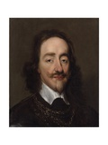 Portrait of King Charles I Giclee Print by William Dobson