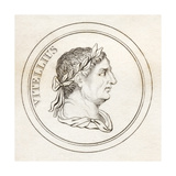Vitellius, from 'Crabb's Historical Dictionary', Published 1825 Giclee Print