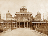 The King's Palace in the Kaiser Bagh, Lucknow Photographic Print by Felice Beato