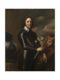 Portrait of Oliver Cromwell Giclee Print by Robert Walker