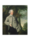 A Country Gentleman, C.1777 Giclee Print by Robert Edge Pine