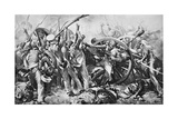 Battle of Meanee Giclee Print by Christopher Clark