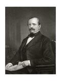 Otto Von Bismarck Giclee Print by Alonzo Chappel