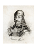 Robert the Bruce, from 'Crabb's Historical Dictionary', Published 1825 Giclee Print