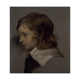 Head of a Young Boy Giclee Print by Sir Peter Lely