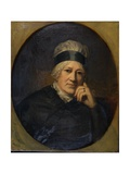 Portrait of Georgiana Poyntz, Dowager Countess Spencer, C.1798-1810 Giclee Print by Henry Howard