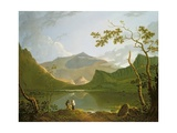 Snowdon Giclee Print by Richard Wilson