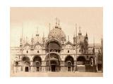 San Marco Giclee Print by Carlo Naya