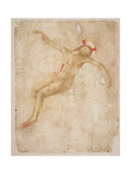 The Dead Christ, C.1432 Giclee Print by  Fra Angelico