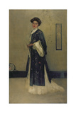 Lady with Japanese Gown Giclee Print by James Hamilton Hay