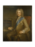 Portrait of William Cavendish, 2nd Duke of Devonshire Giclee Print by Charles Jervas