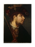 Portrait of John of Leiden, 1535 Giclee Print by Frans The Elder Floris