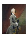 William Cavendish, 4th Duke of Devonshire Giclee Print by Thomas Hudson