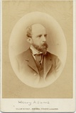 Henry Adams (1838-1918), American Historian Photographic Print by William Notman
