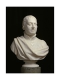 Portrait Bust of George III Giclee Print by William Grinsell Nicholl