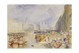Nantes Giclee Print by J. M. W. Turner
