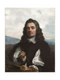 Self Portrait, C.1658-60 Giclee Print by Michael Sweerts