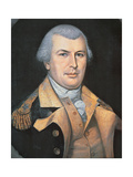 Portrait of Nathanael Greene Giclee Print by Charles Willson Peale
