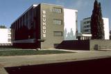 Bauhaus Workshop, Dessau Photographic Print