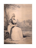 Queen Charlotte, December 1802 Giclee Print by Henry Edridge