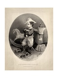 Commander in Chief, Pub. by Currier and Ives, 1863 Giclee Print by Thomas Nast