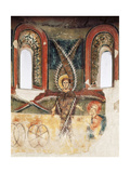 Apse from the Church of Santa Maria D'Aneu Giclee Print by  Master of Pedret