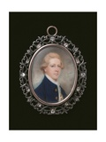 Portrait of William Cavendish, 5th Duke of Devonshire, C.1782 Giclee Print by James Nixon