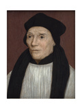 Portrait of John Fisher, Bishop of Rochester, Mid-16th Century Giclee Print by Hans Holbein the Younger