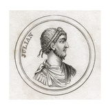 Julian the Apostate, from 'Crabb's Historical Dictionary', Published 1825 Giclee Print