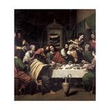 Last Supper, C.1545 Giclee Print by Juan De juanes