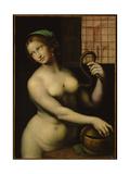 Cleopatra, 1520-40 Giclee Print by Giovanni Pedrini Giampietrino