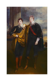 The Craven Boys Giclee Print by John Hoppner