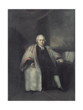 Dr Philip Hayes, 1788 Giclee Print by John Hamilton Mortimer