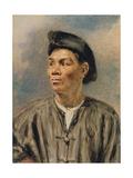 A Mulatto Boy Giclee Print by William Henry Hunt