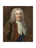 Portrait of Sir Robert Walpole Kg, C.1740 Giclee Print by Jean-Baptiste van Loo