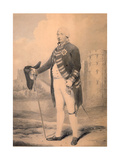 King George III, January 1803 Giclee Print by Henry Edridge