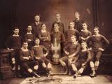 Renton F.C., 1888/9 Photographic Print