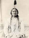 Sitting Bull Photographic Print