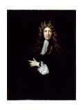 George Savile, 1st Marquess of Halifax, C.1662-69 Giclee Print by Claude Lefebvre