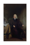 Jeremy Bentham, C.1829 Giclee Print by Henry William Pickersgill