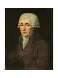 Joseph Haydn, 1799 Giclee Print by John Carl Rossler
