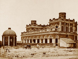 The Moosah Bagh Photographic Print by Felice Beato