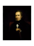 Portrait of Sir Joseph Paxton, C.1844 Giclee Print by Thomas Ellerby