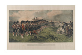 The Thin Red Line, Published 1883 Giclee Print by Robert Gibb