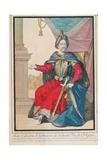 John III Sobieski Giclee Print by Robert Bonnart