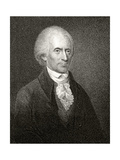 Richard Henry Lee, Engraved by Peter Maverick (1780-1831) and J.B. Longacre Giclee Print by James Barton Longacre