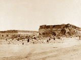 General Wheeler's Entrenchment at Cawnpore Photographic Print by Felice Beato